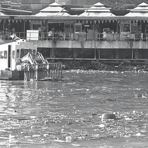 Singapore River Dredging
